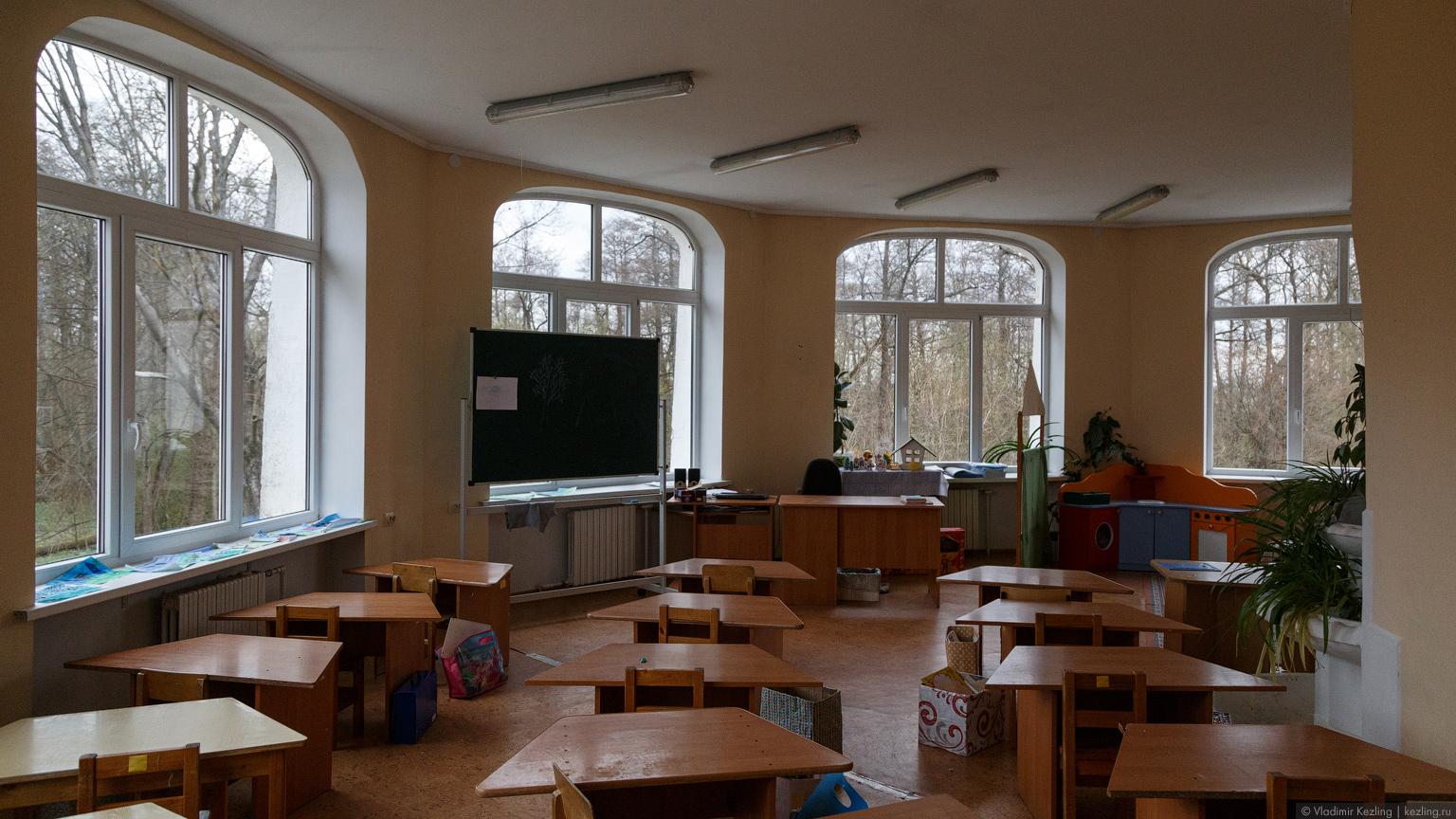 Школа в Саранском