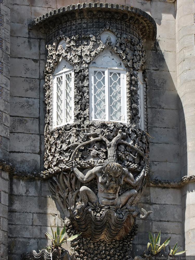 Синтра. Дворец Пена.
