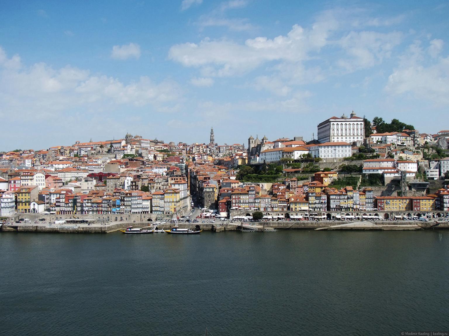 Весна в Португалии. Порту