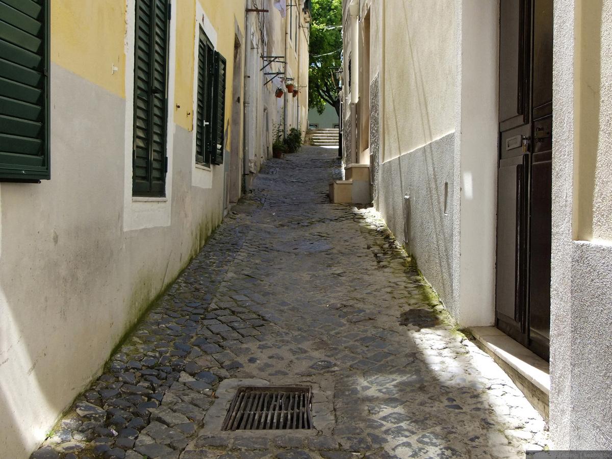 Улицы Лиссабона