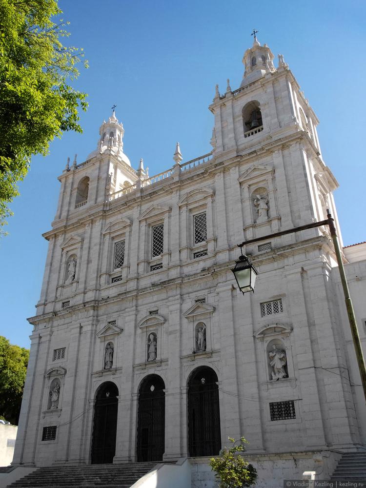 Церковь Сан-Висенти-ди-Фора