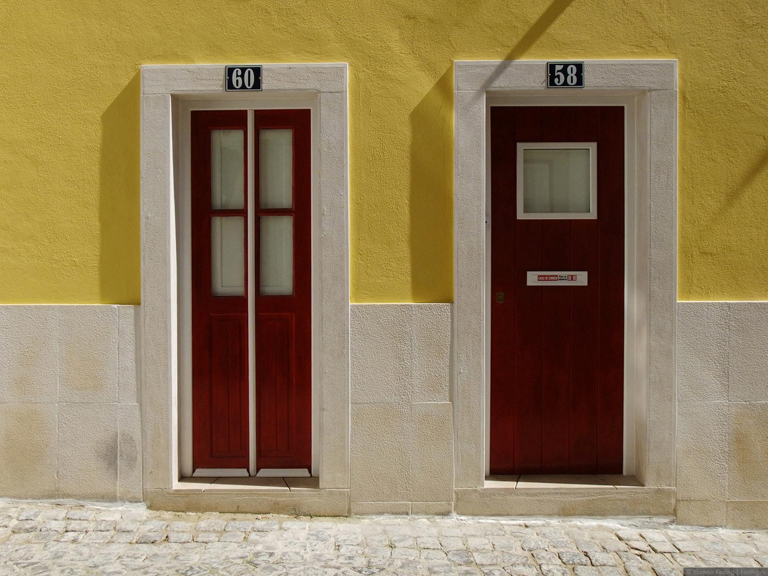 Нумерация домов