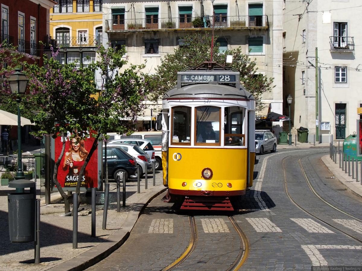Весна в Португалии. Лиссабон. Прогулка. Часть 2