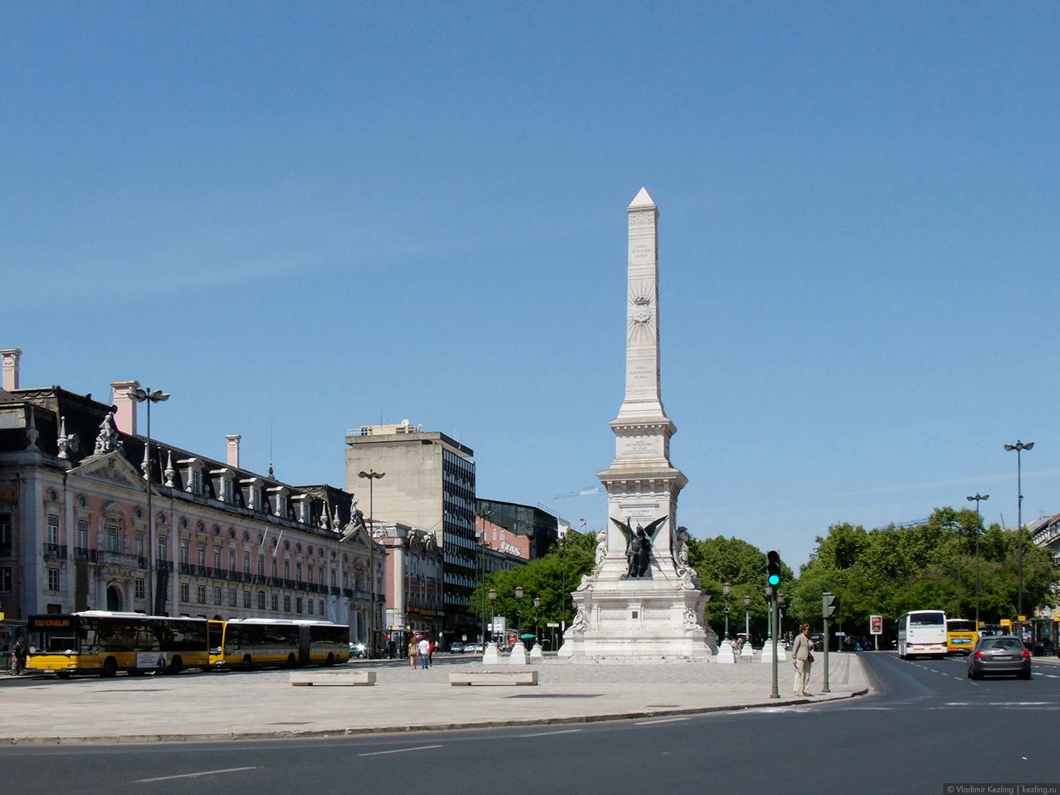 Площадь Рестаурадоруш