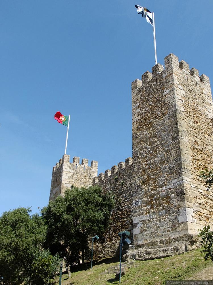 Замок Сан-Жоржи