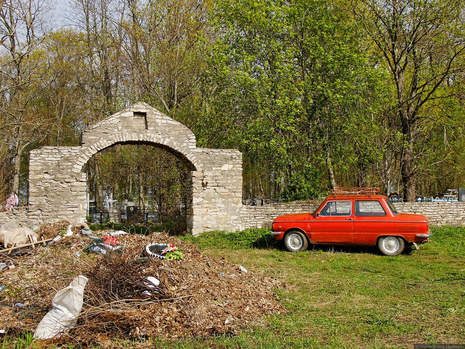 Изборское кладбище