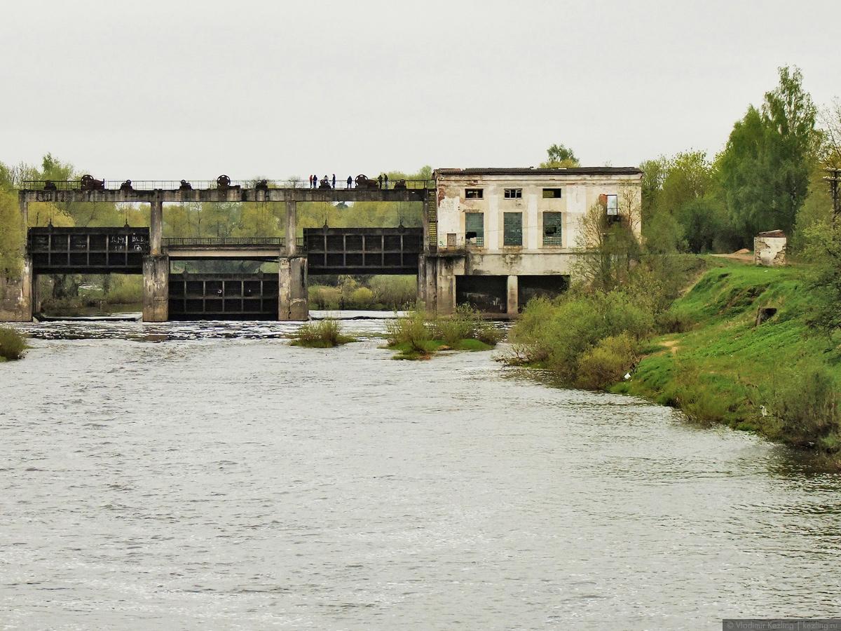 Порховская ГЭС