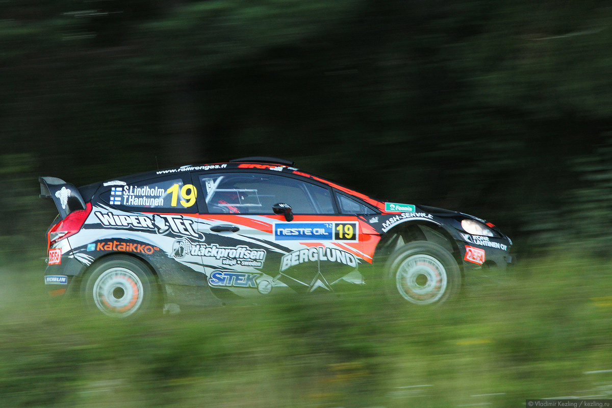 Rally Finland 2012