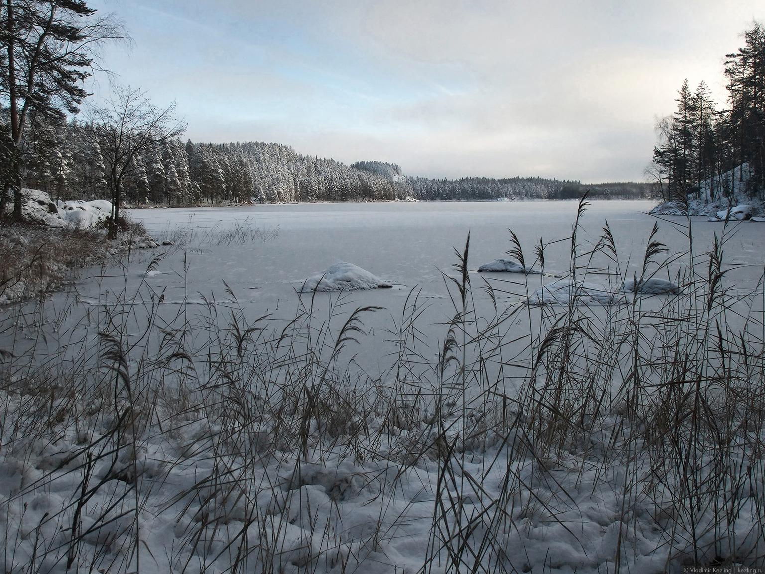 Озеро Kapiavesi