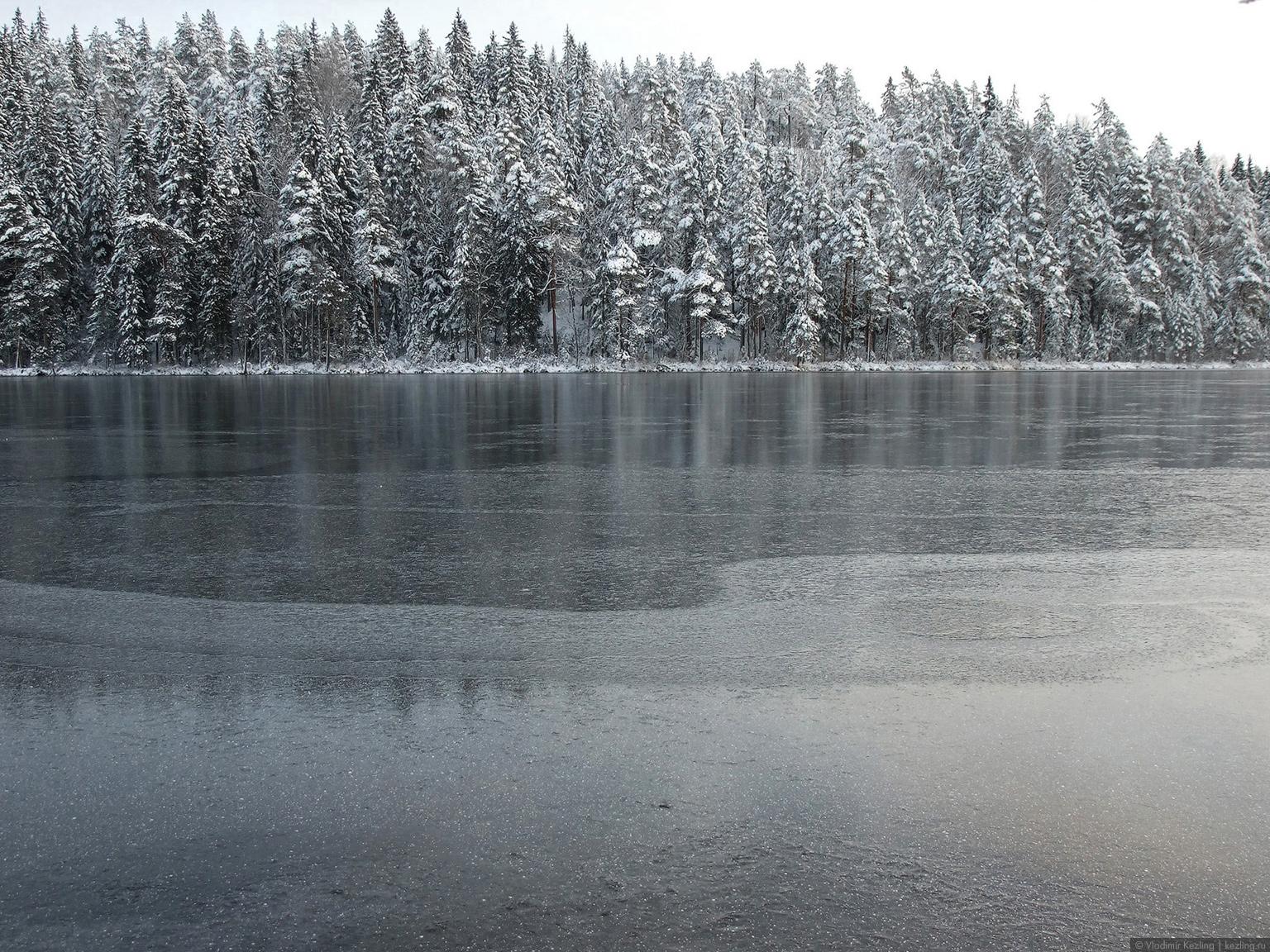 Озеро Katajajarvi