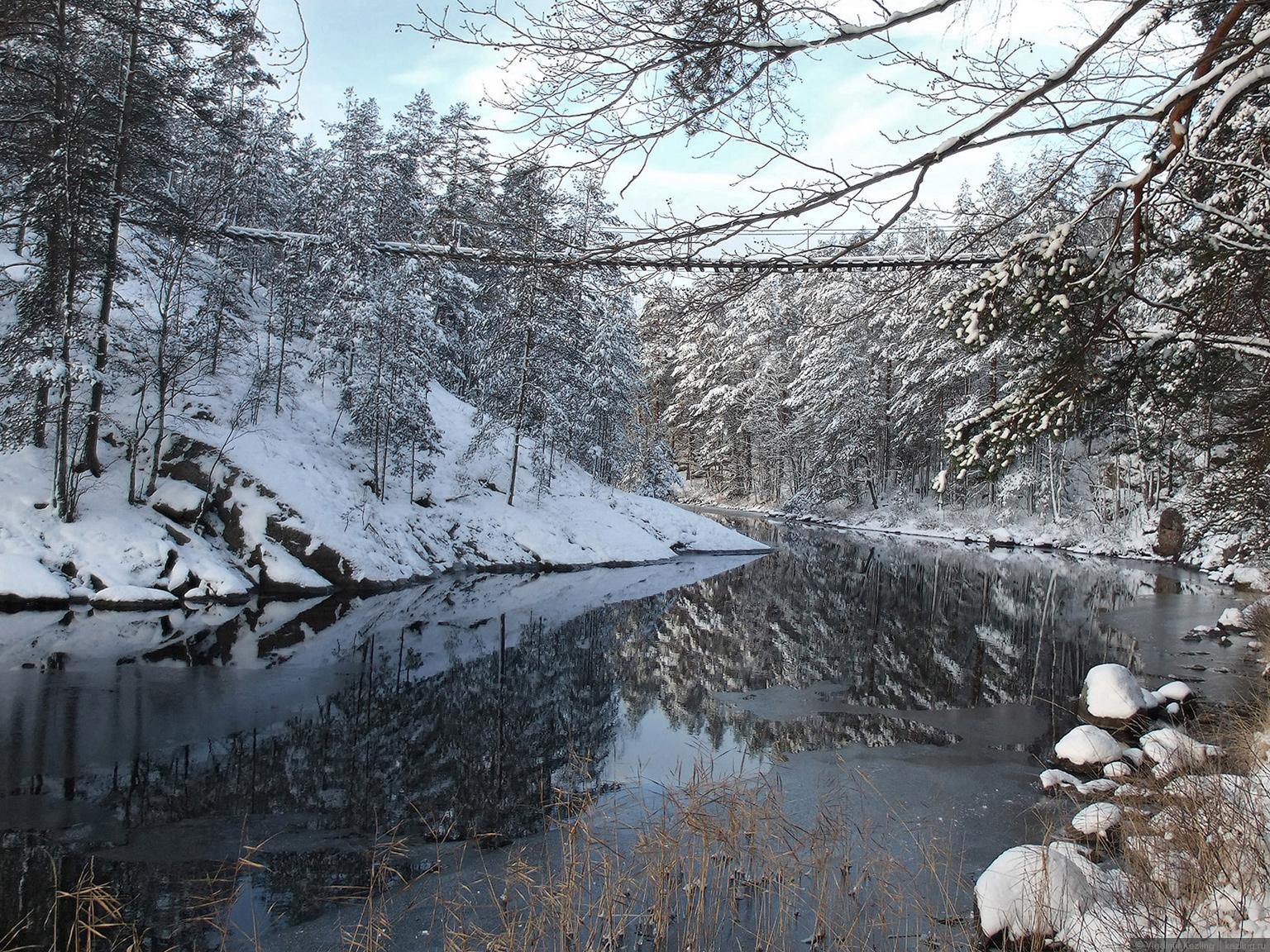 Пролив Lapinsalmi
