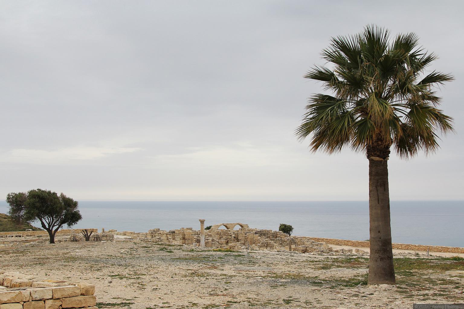 Поговорим о Кипре. Республика Кипр. Курион