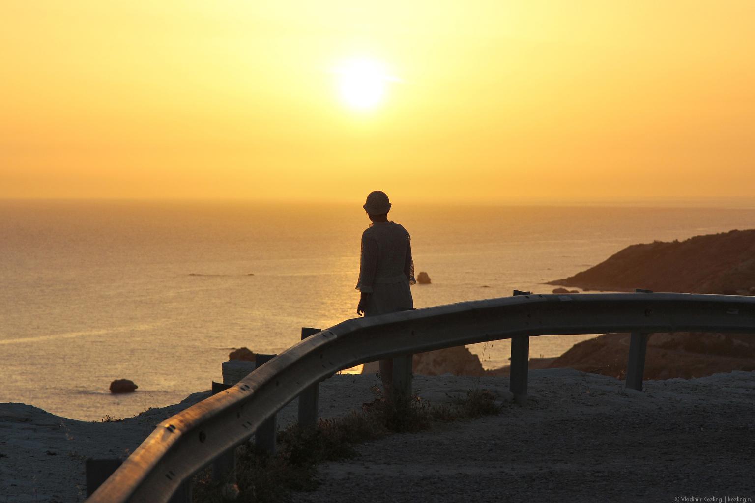 Остров Кипр. Республика Кипр. Пафосный берег