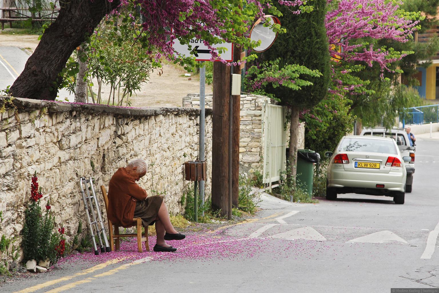 Остров Кипр. Республика Кипр. Хирокития и Лефкара