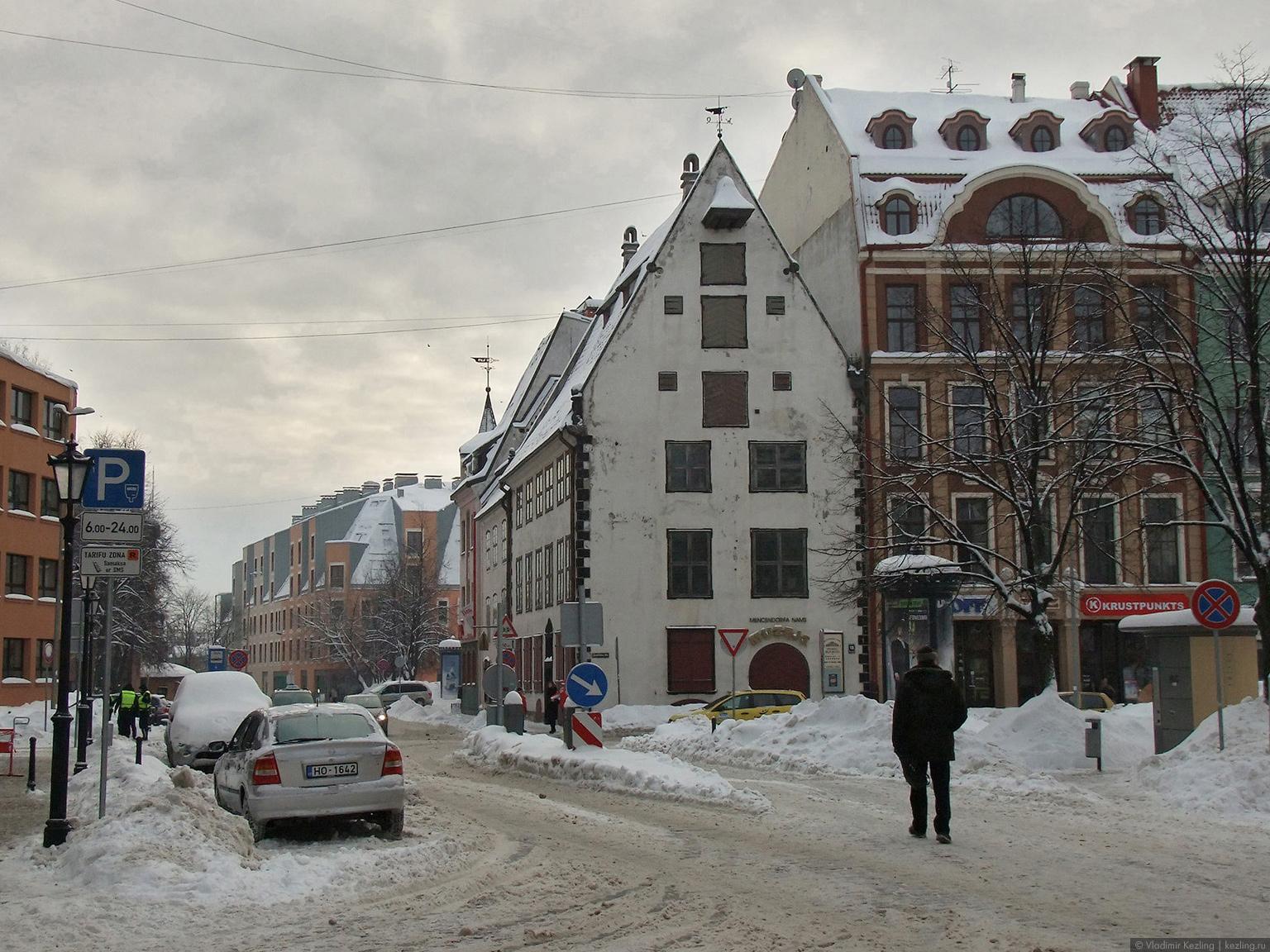Рижские улицы