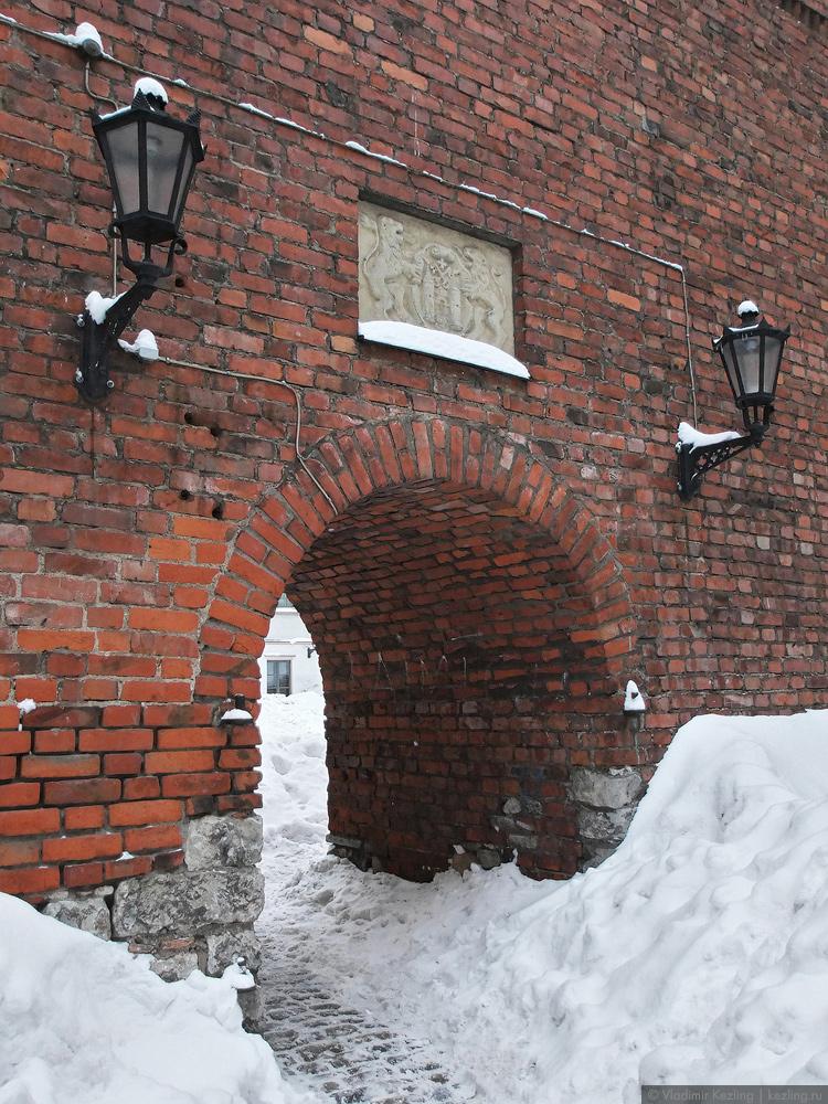 Ворота Риги