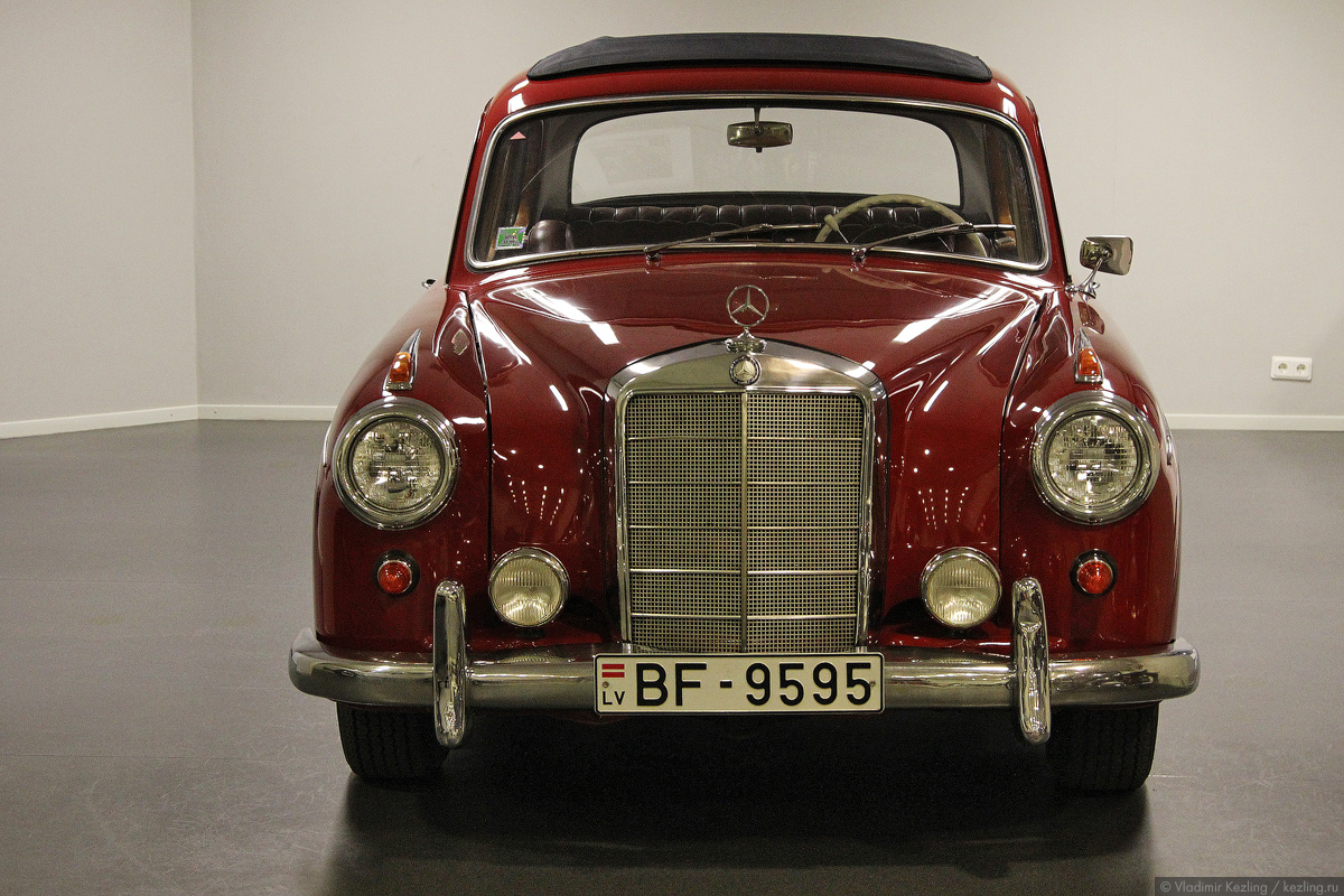 По пути домой. Рижский автомобильный музей
