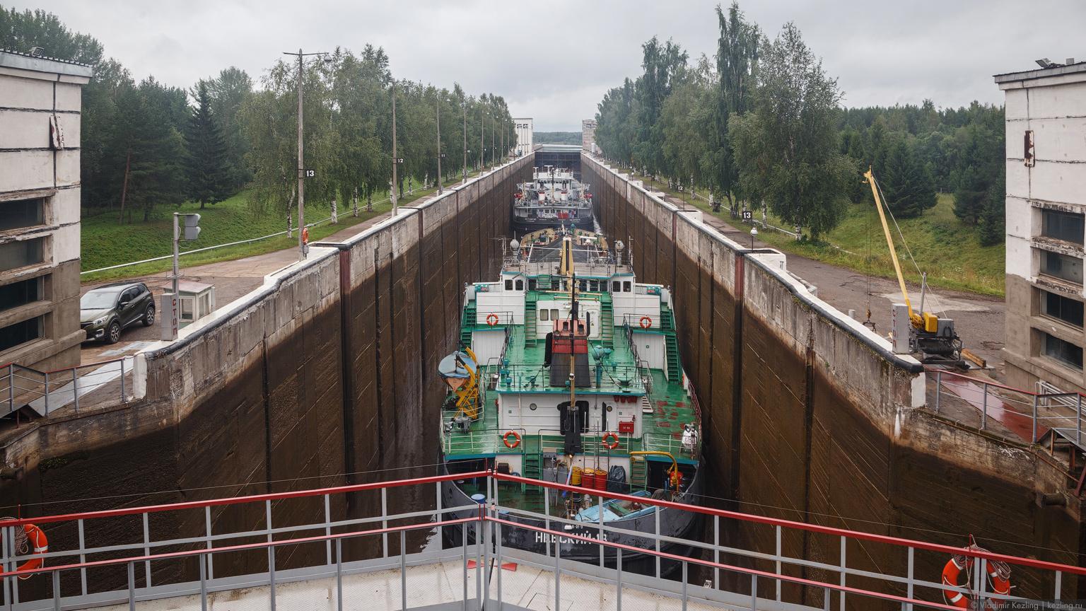 Старым Архангельским трактом или Дорога в Заволочье