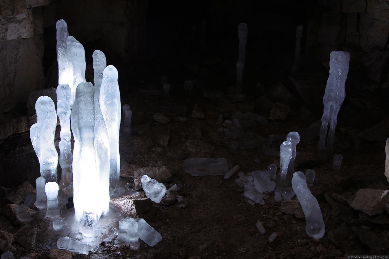 Старицкие пещеры