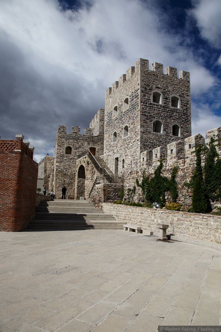 Крепость Ахалцихе