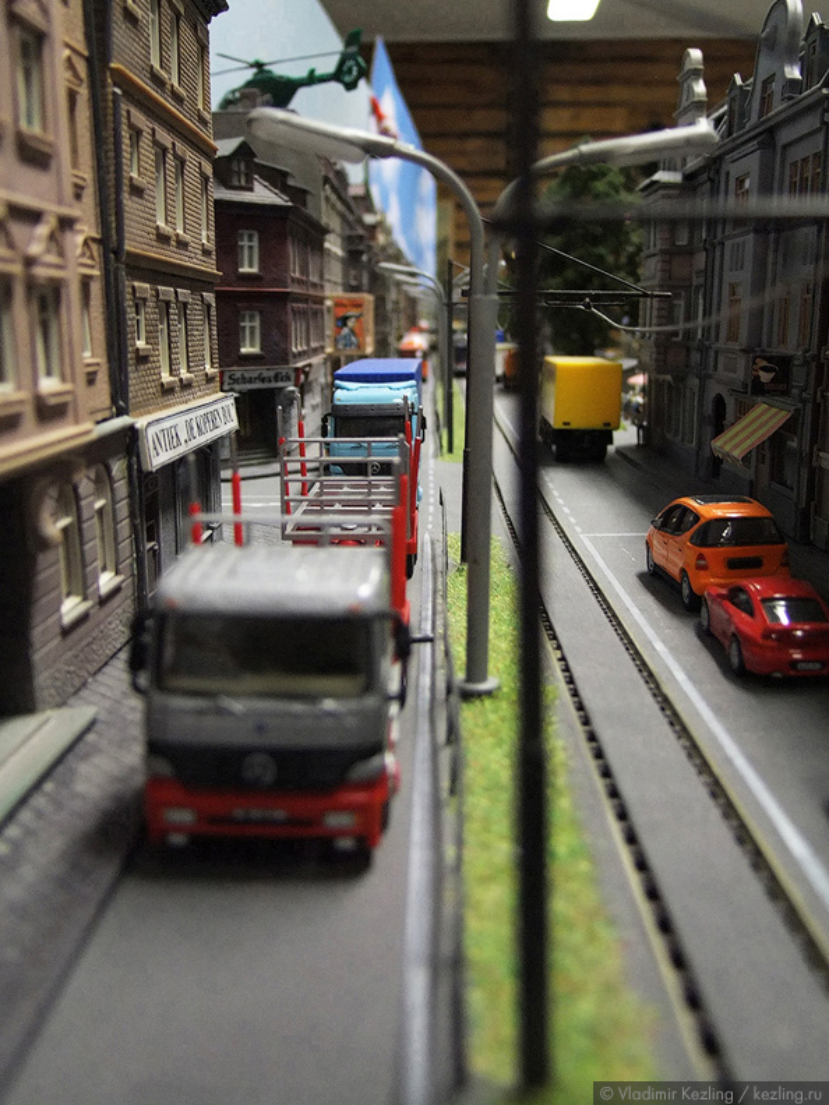 Музей железнодорожного моделирования Semaforo