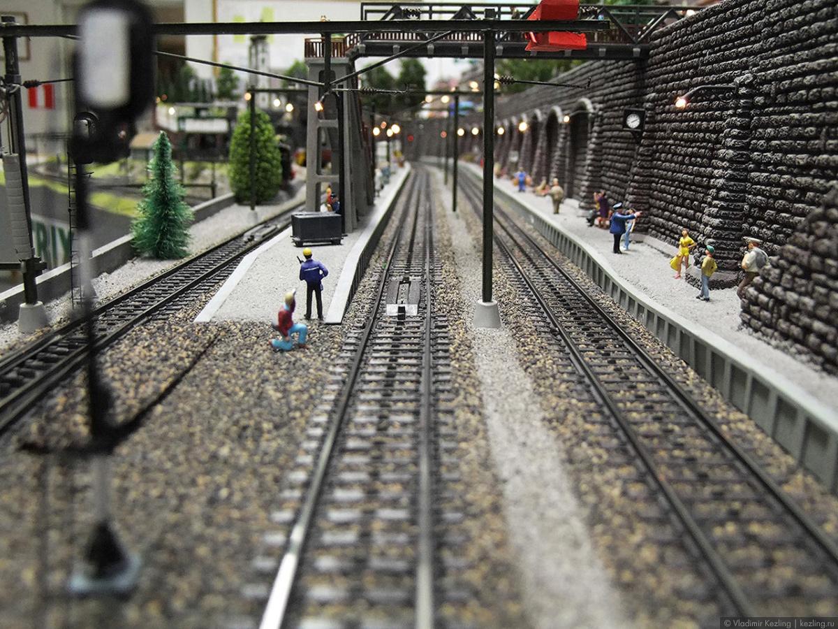 Финские уикенды — 2. Коувола. Музей железнодорожного моделирования