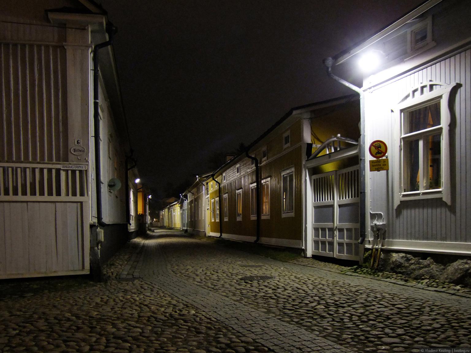 Юго-западная Финляндия. Раума