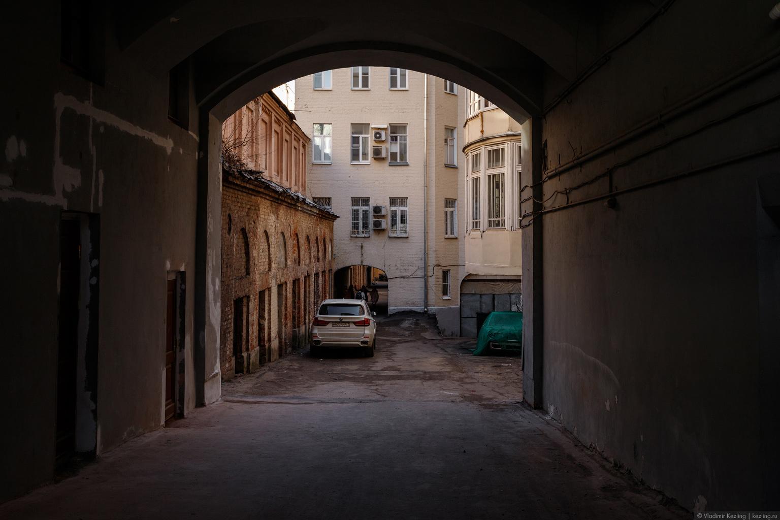 Московское весеннее