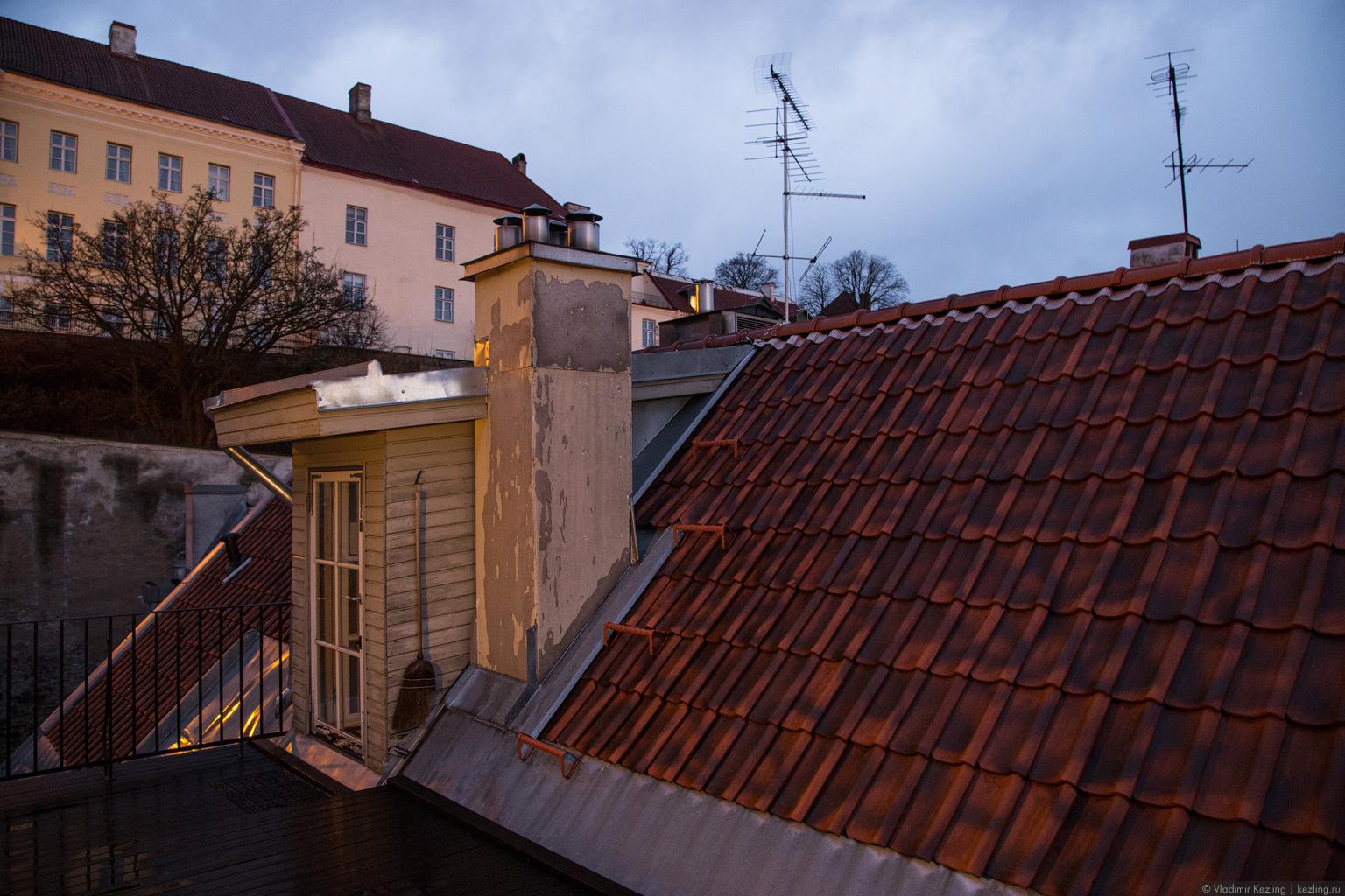 Таллин перед Рождеством 2013: подземные ходы бастионов, музей оккупаций и коротко о погоде