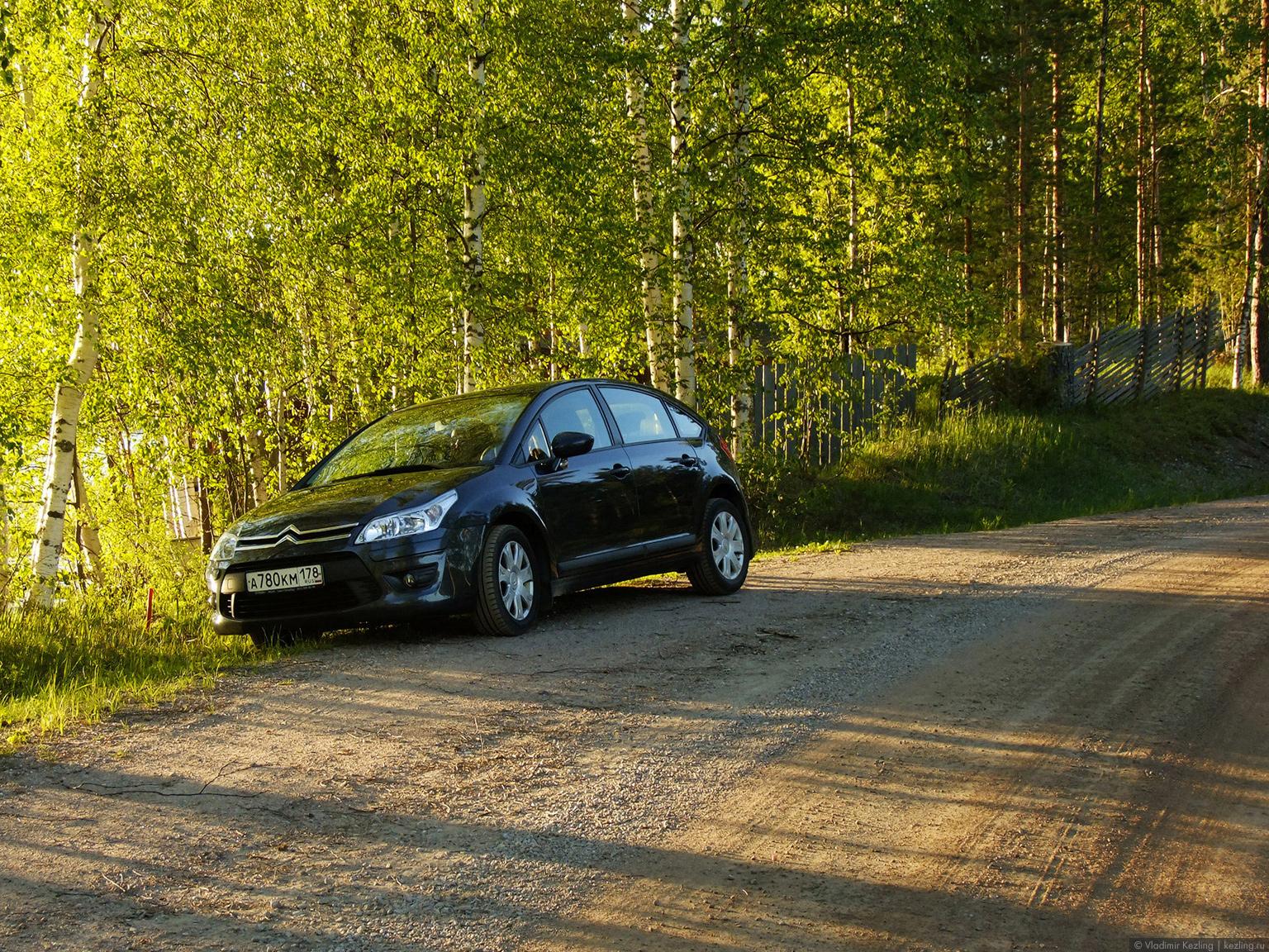Финской дорогой зелёного золота