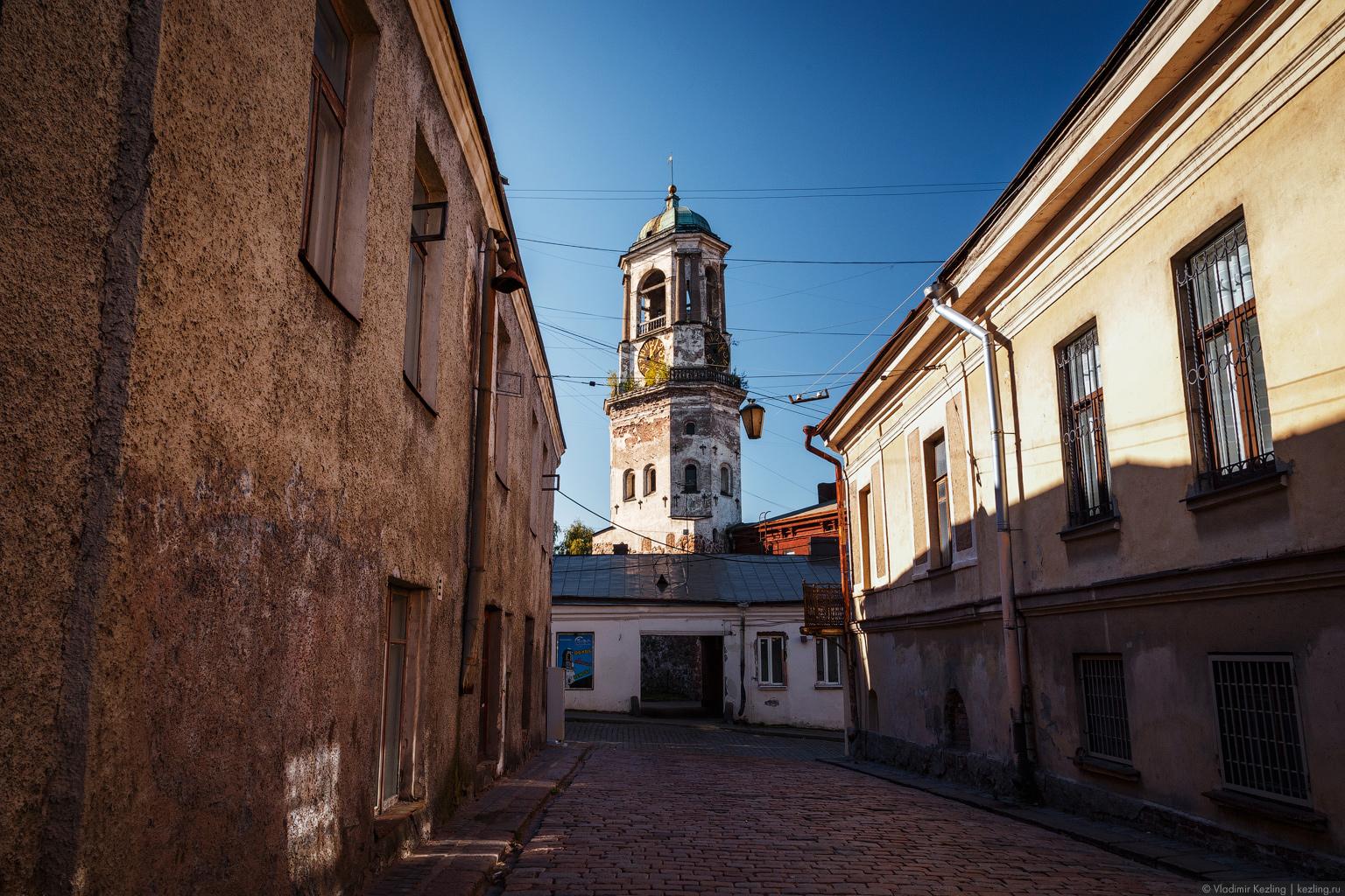 Что посмотреть в Выборге или Самый подробный репортаж о лучшем городе Ленинградской области