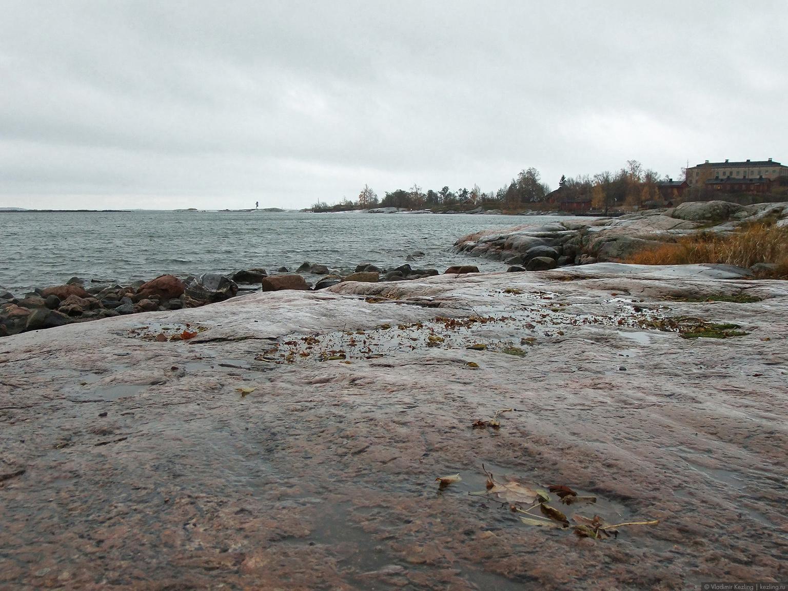 Дождь в Хельсинки