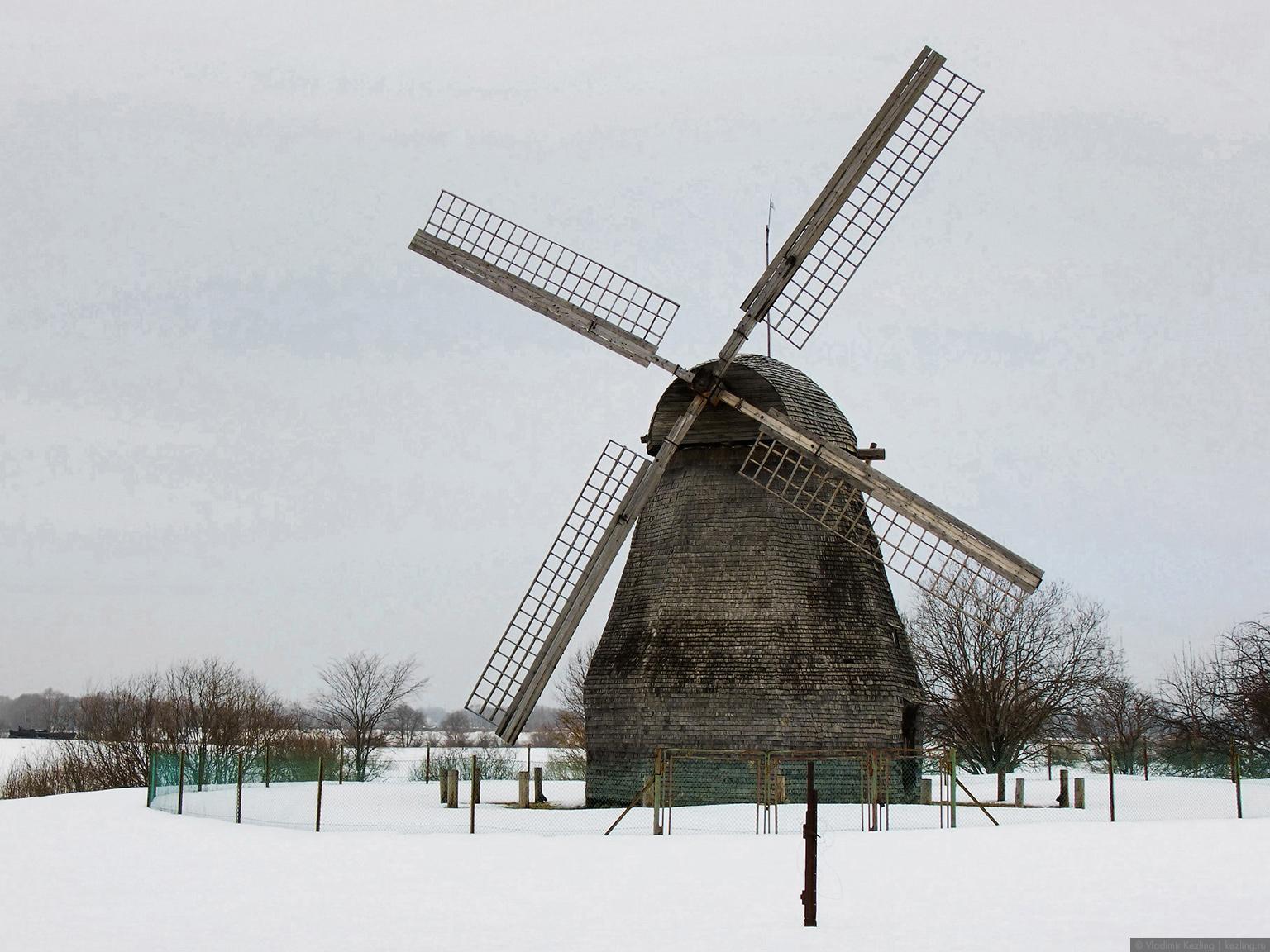 Зимний Новгород. Окрестности