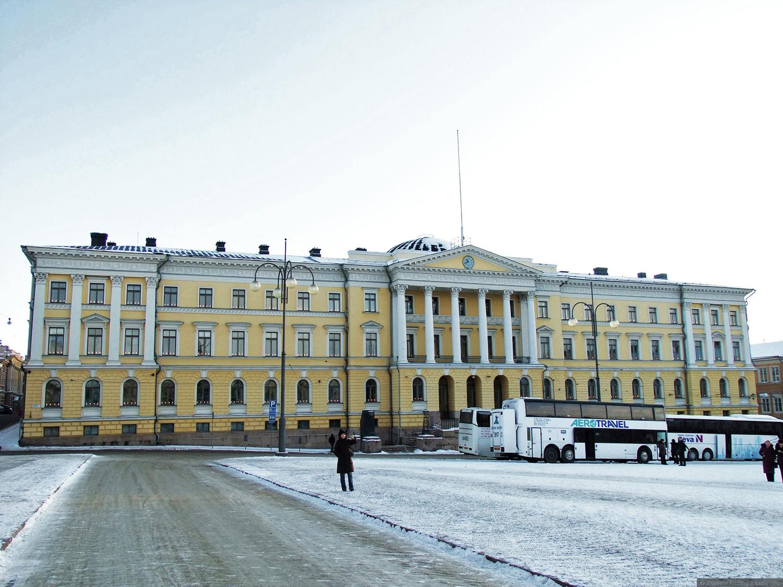 Здание Государственного Совета