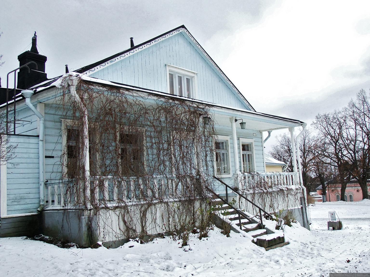 Дом Синебрюхова