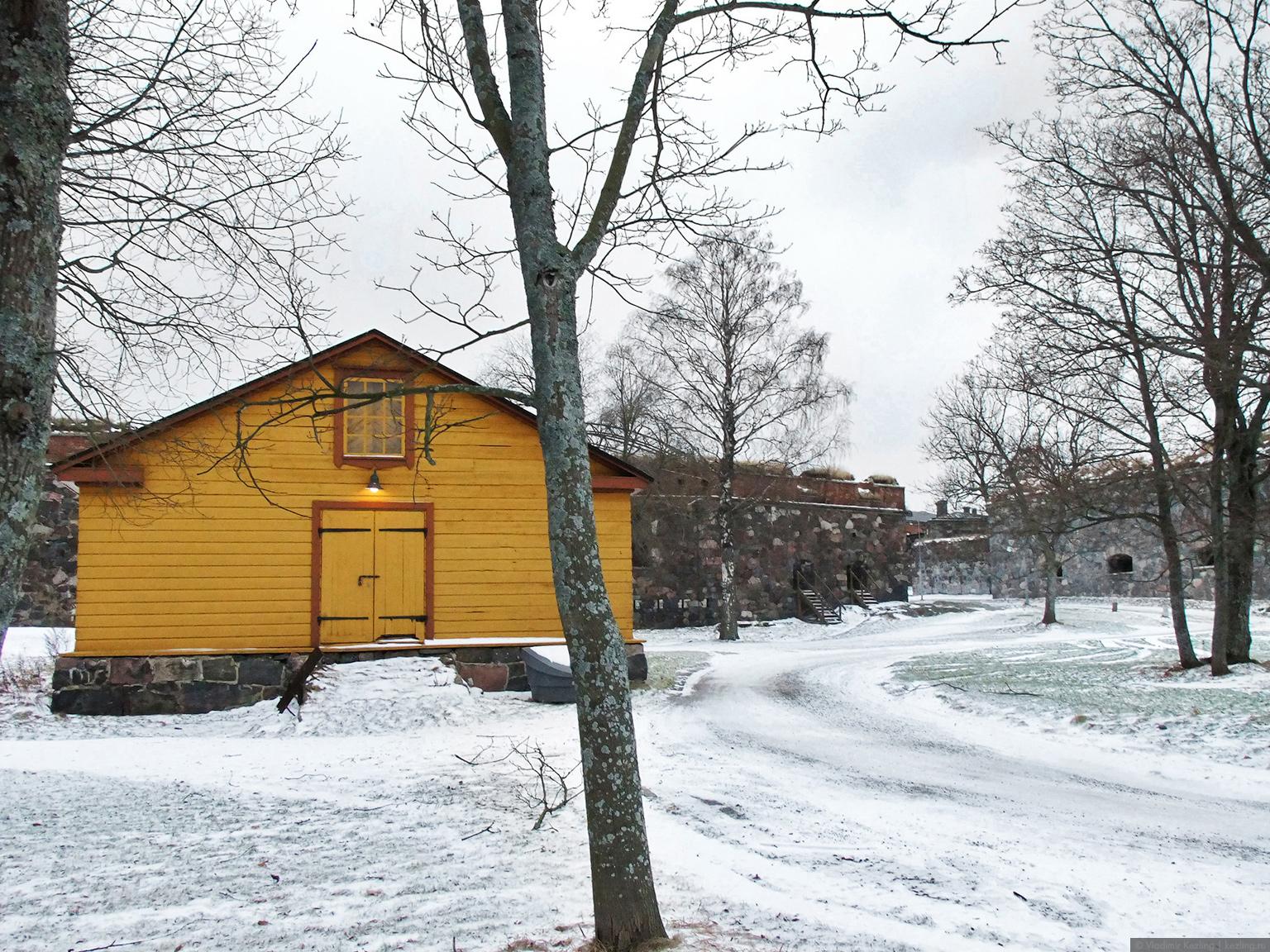 Одноэтажная Финляндия