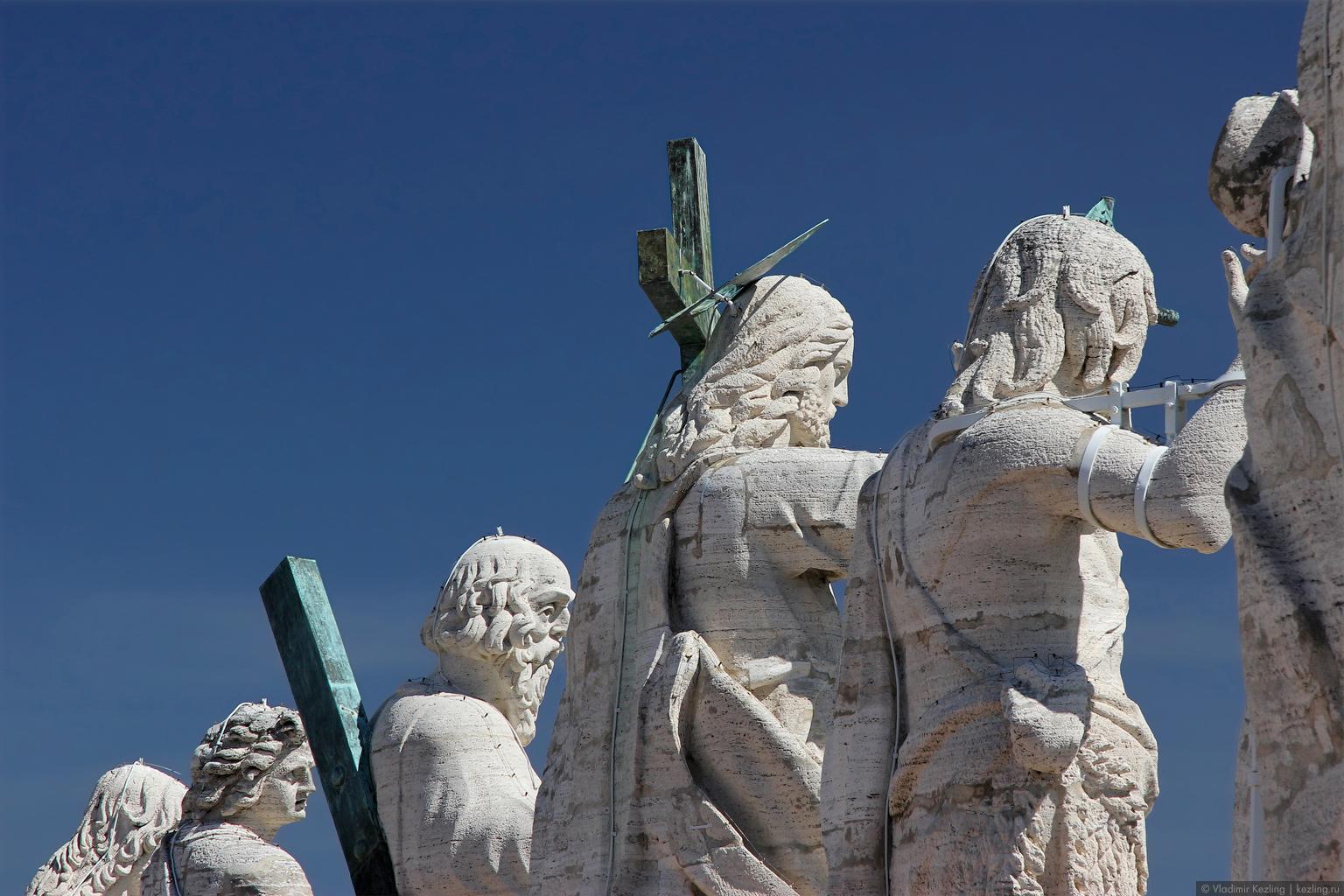 Итальянские каникулы. Собор Святого Петра