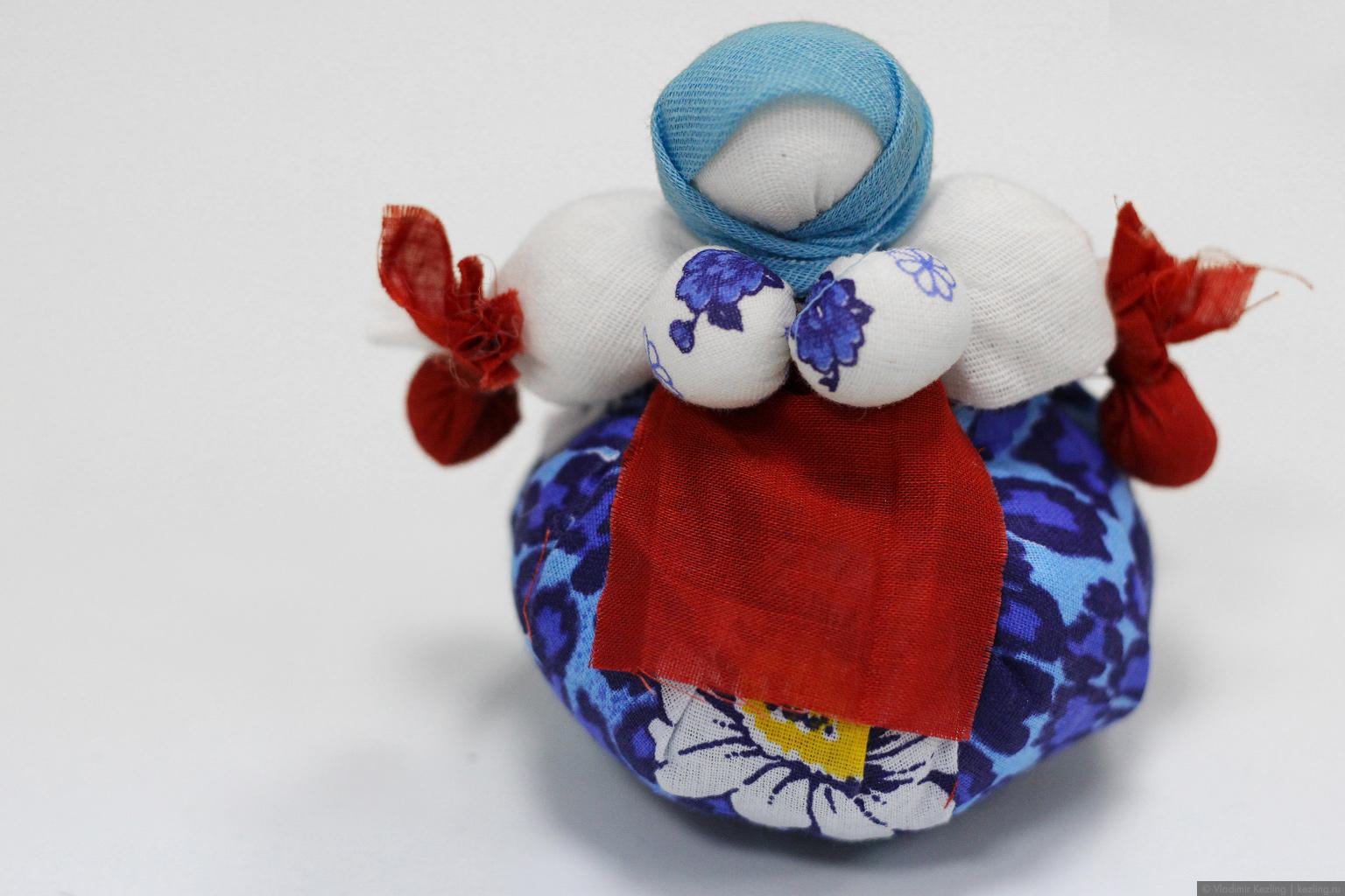История про Шугозеро, вепсов и кукол