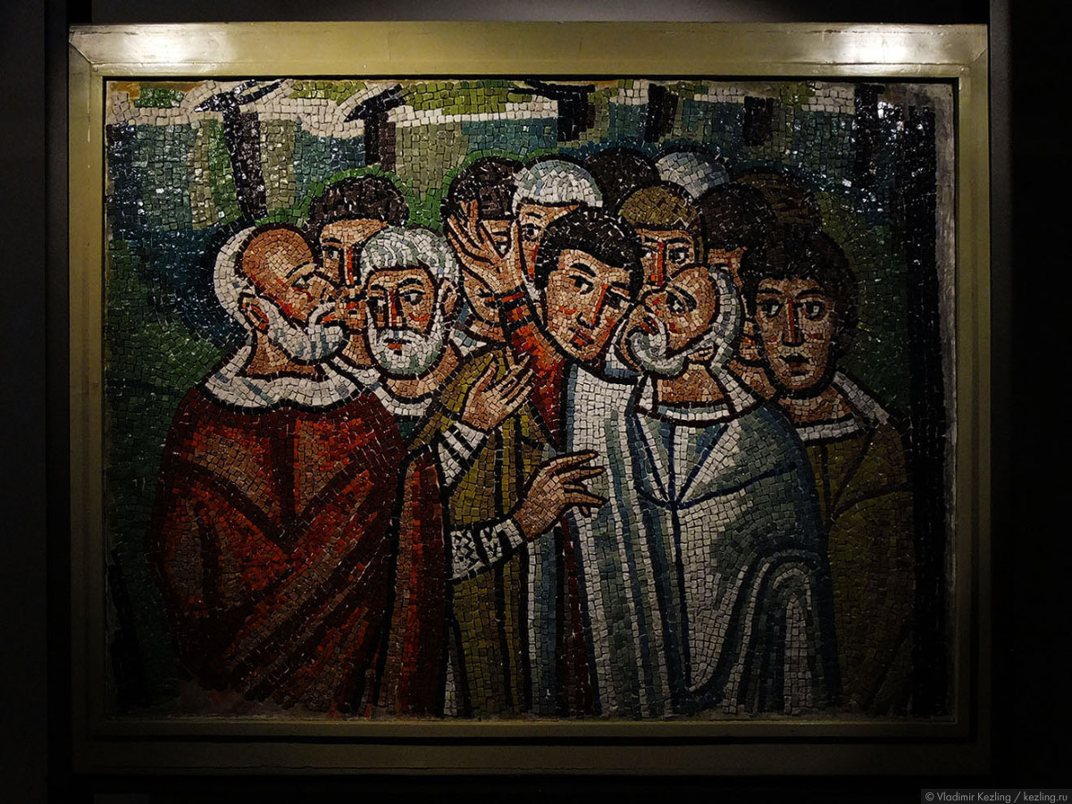 Мозаики Равенны
