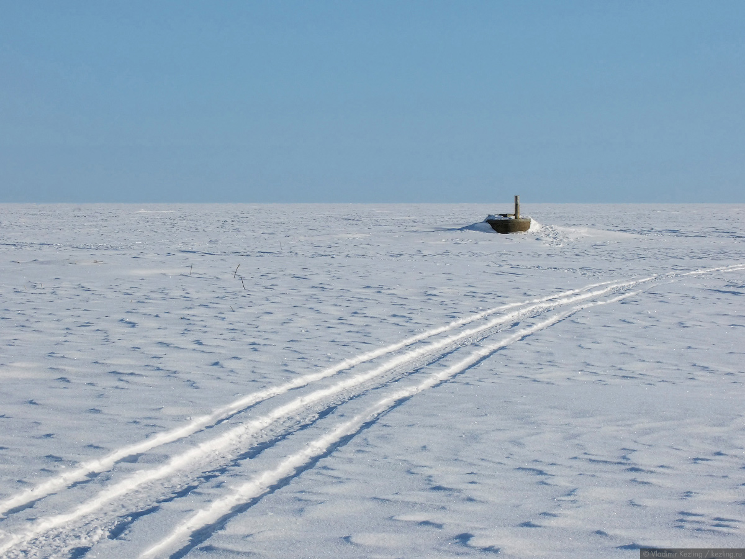 Прогулка по Ладожскому озеру