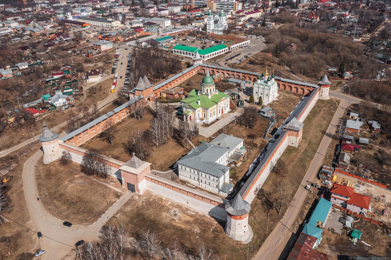 Зарайск — город с маленьким кремлём и большим потенциалом